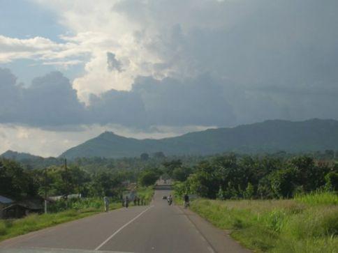 Togo (route de Kara)