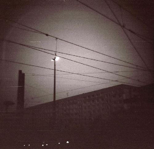 Barre d'immeuble, Berlin