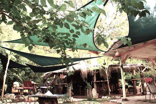 Le Shanti Garden, construit par Hasan en 2003