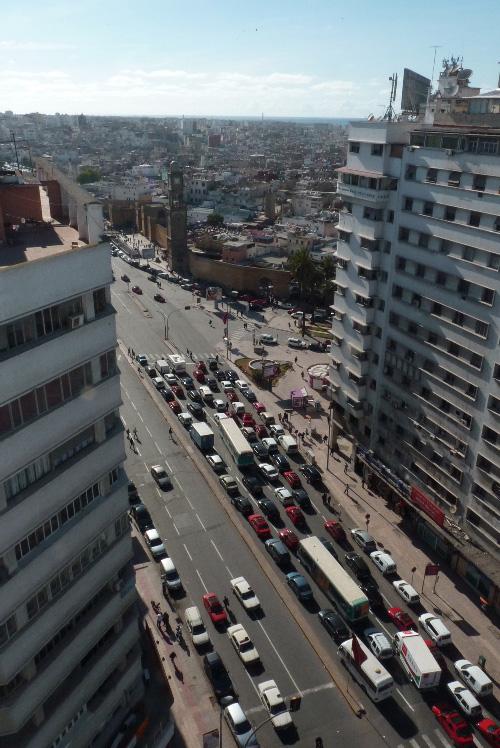 Casablanca - Avenue des FAR