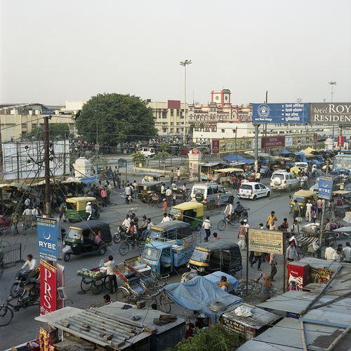 Station Road, Gorakphur, Uttar Pradesh, Inde