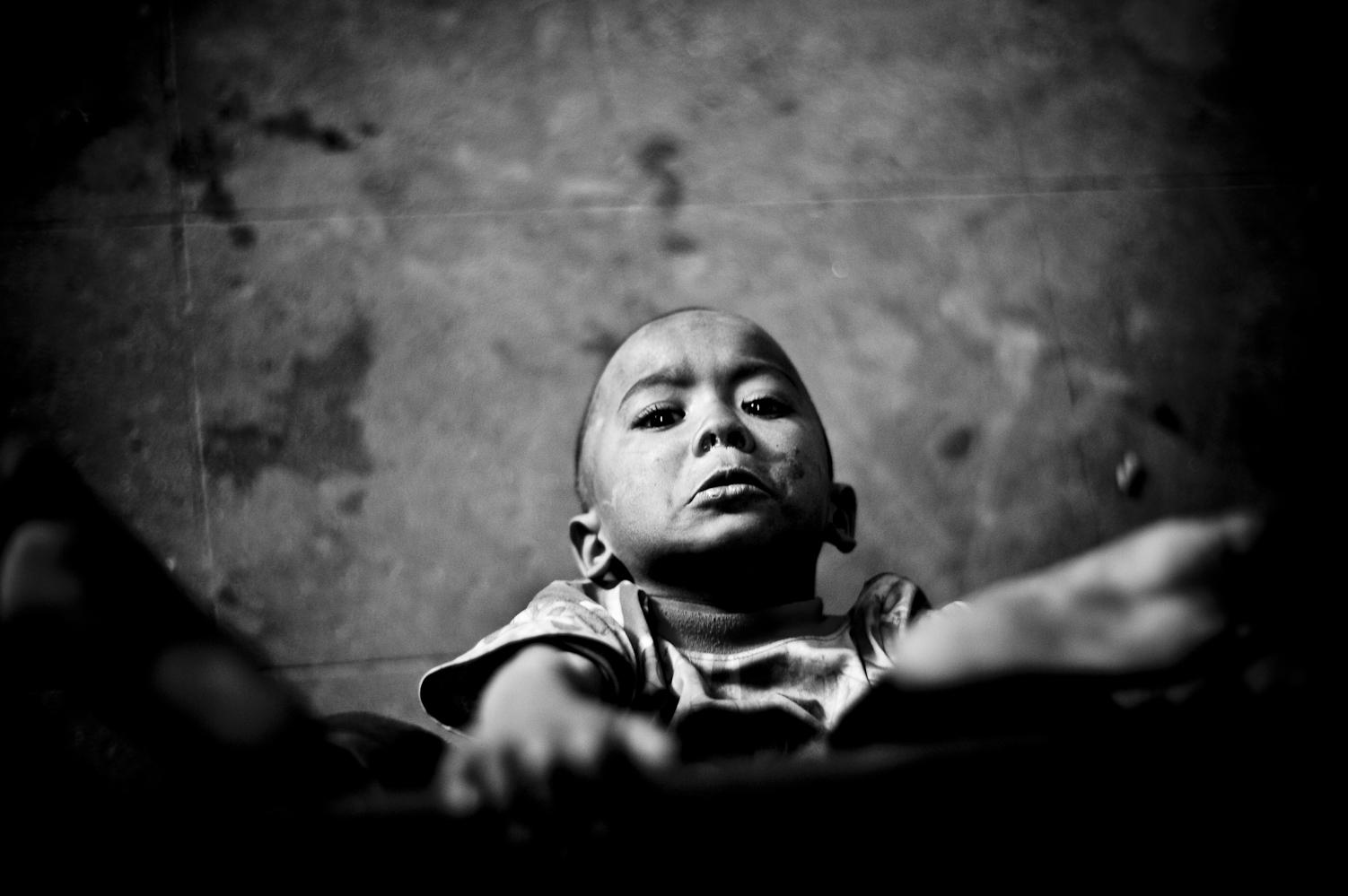 les enfants perdus de kamandou-7