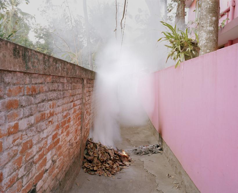 Nuage de fumée, Rameswaram.