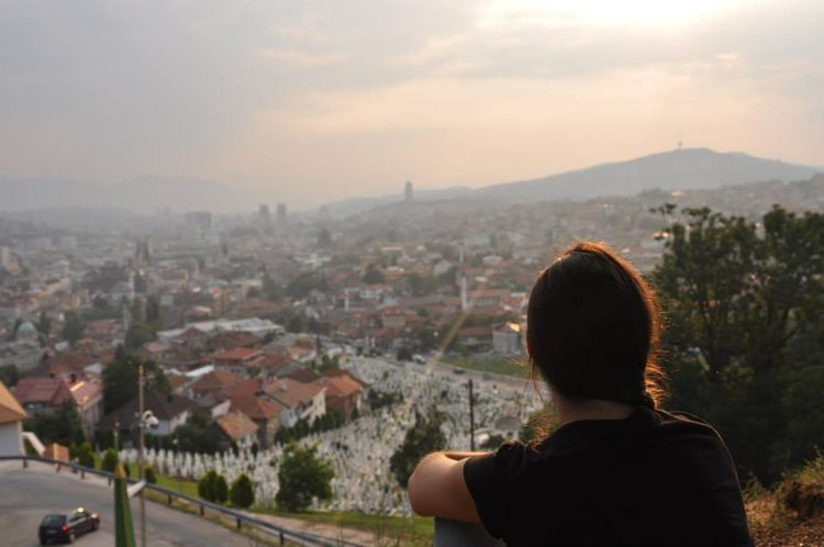 Sarajevo, le mal de l'altitude