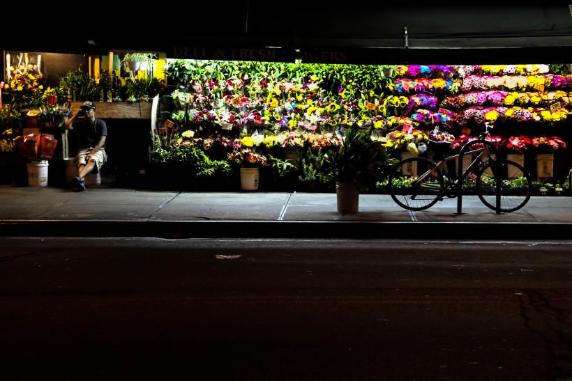 Epicerie aux fleurs