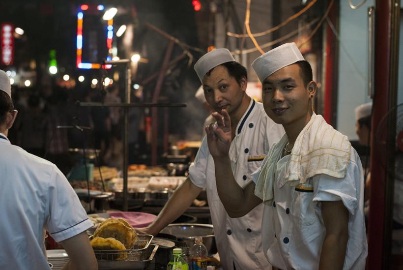 Cuisiniers Xi'an 1