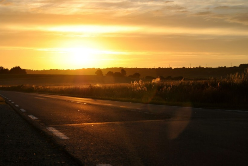 Auto-stop au crépuscule