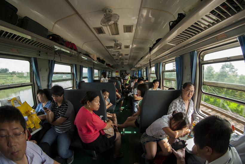 Train reliant Chengdu à Mianyang